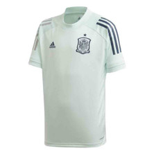 adidas Spain Training Jersey - White