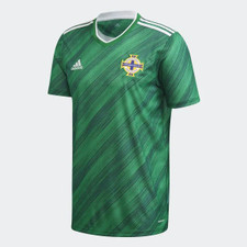 adidas 2020 Ireland Home Jersey - Green