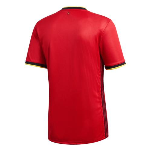 adidas 20/21 Belgium Home Jersey - Red