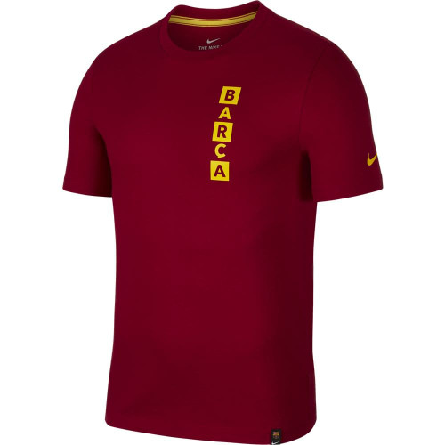 Nike FC Barcelona Tee - Red