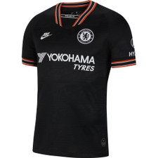 Nike Chelsea FC 2019/20 Stadium Third Jersey - Black/White