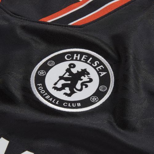 Nike Chelsea FC 2019/20 Stadium Third Jersey - Black/White