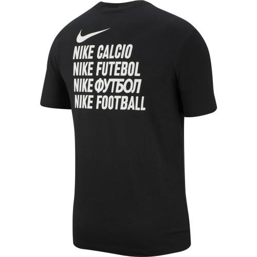 Nike F.C. Soccer T-Shirt - Black
