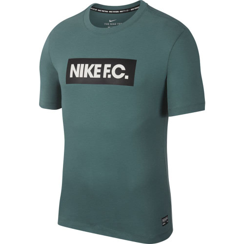 Nike F.C. Dri-FIT Soccer T-Shirt - Green/Black