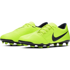 Nike Phantom Venom Club Firm Ground Boots - Volt/Obsidian