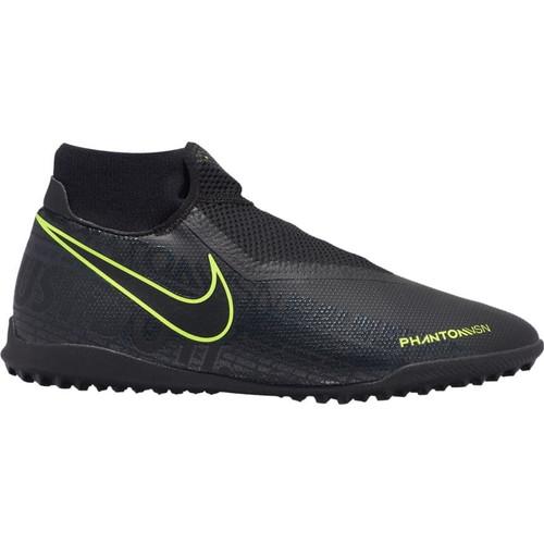 Nike Phantom Vision Academy Dynamic Fit Artificial Turf Boots - Black
