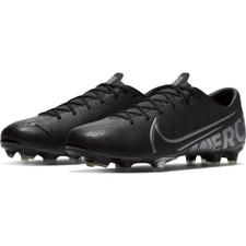 Nike Vapor 13 Academy Firm Ground Boots - Black/Grey