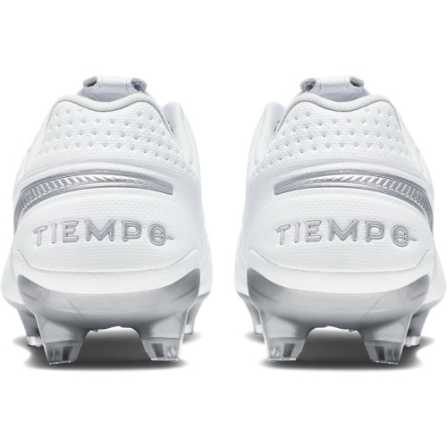 Nike Legend 8 Pro Firm Ground Boots - White