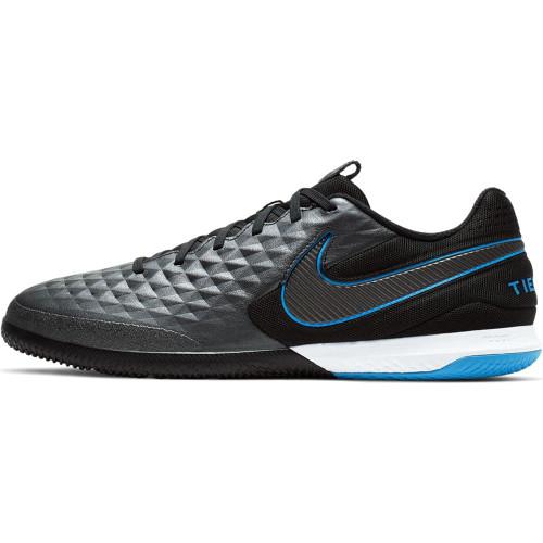 Nike React Legend 8 Pro Indoor Boots - Black/Blue