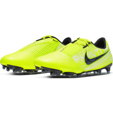 Nike Phantom Venom Elite Firm Ground Boots - Volt/Obsidian
