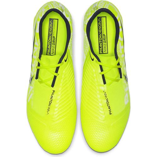 Nike Phantom Venom Elite Firm Ground Boots - Volt/Obsidian