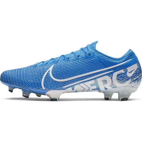 Nike Mercurial Vapor 13 Elite Firm Ground Boots - Blue/White