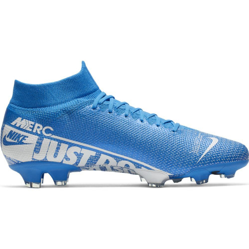 Nike Superfly 7 Pro Firm Ground Boots - Blue/White