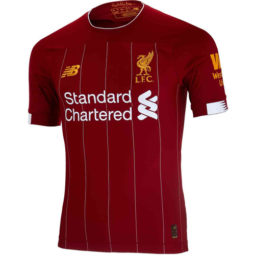 New Balance 19/20 LFC Home Elite SS Jersey