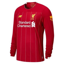 New Balance 19/20 LFC Home LS Jersey