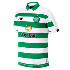 New Balance Celtic Home 19/20 Jersey