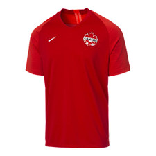 356f69130f9 Nike Canada Women's Strike Jersey Short Sleeve - Red