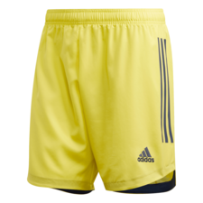 adidas Condivo 20 GK Short - Shock Yellow/Navy