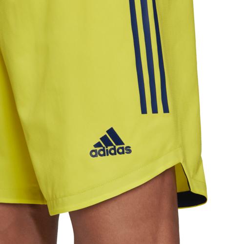adidas Condivo 20 GK Short - Shock Yellow/Navy