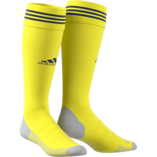 adidas GK Adi Sock 18 - Shock Yellow/Navy