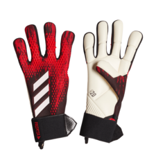 adidas Predator League GK Glove - Black/Red