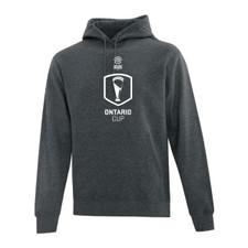 Ontario Cup Hoodie - Trophy - Grey