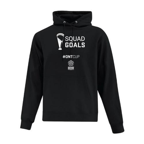 Ontario Cup Hoodie - Goal - Black