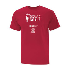 Ontario Cup T-SHIRT - Goal - Red