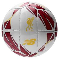 New Balance Liverpool Dispatch Mini Soccer Ball - Red/White/Yellow