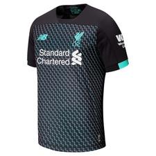 New Balance Liverpool FC 3rd SS Jersey - Black