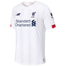 New Balance LFC Away SS Jersey 19/20