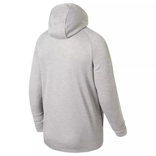 New Balance Liverpool FC 19/20 Travel Full Zip Hoody - Grey