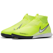 Nike Jr Phantom Vision Academy Dynamic Fit Indoor Boots - Volt