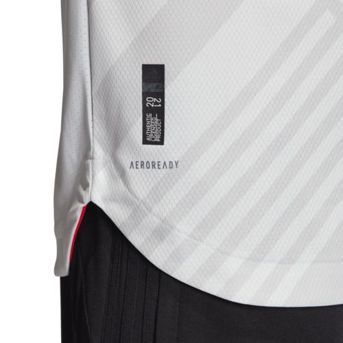 adidas 20/21 Toronto FC Away Jersey - Grey/Red