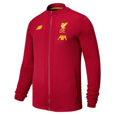 New Balance Liverpool FC Game Jacket - Red