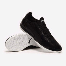 Puma King Pro IT - Black/White