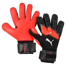 PUMA One Protect 2 RC Goalkeeper Gloves Black/Energy Red/White