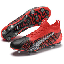 Puma One 5.1 FG - Black/Red/Silver