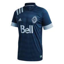 20/21 Vancouver Whitecaps FC Away Jersey Replica - Deep Sea