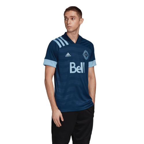 20/21 Vancouver Whitecaps FC Away Jersey Replica - Deep Sea