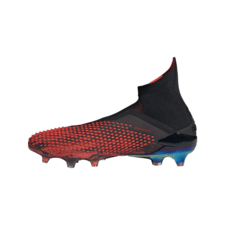 adidas Predator Mutator 20+ Firm Ground Boots - Black/White/Red