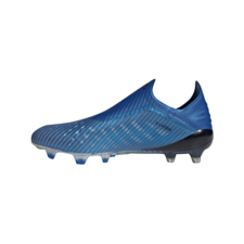 adidas X 19+ Firm Ground Boots - Blue/White/Black