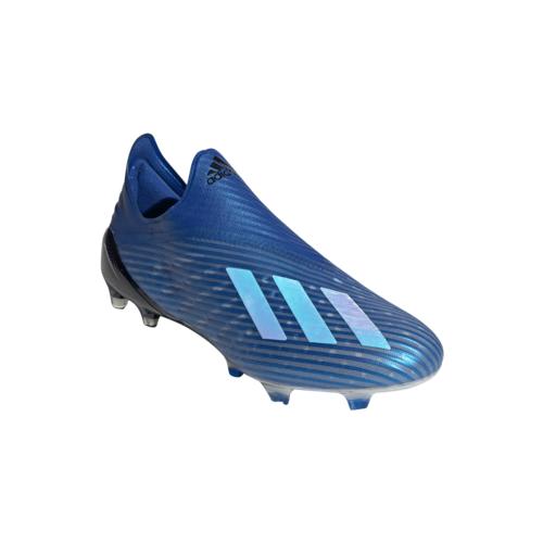 adidas X 19+ Firm Ground Boots - Blue/White/Black