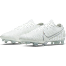 Nike Mercurial Vapor 13 Elite Firm Ground Boots - White