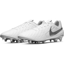 Nike Tiempo Legend 8 Academy Firm Ground Boots - White