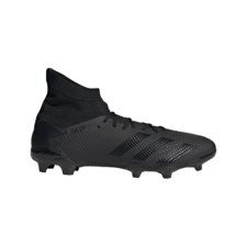 adidas Predator 20.3 Firm Ground Boots - Black