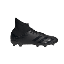 adidas Predator 20.3 Firm Ground Boots Jr - Black