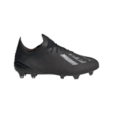 adidas X 19.1 FG - Black/Silver