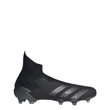 adidas Predator Mutator 20+ Firm Ground Boots - Black