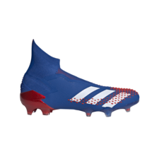 adidas Predator Mutator 20+ Firm Ground Boots - Blue/White/Red